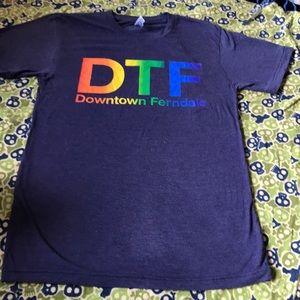 DTF T shirt